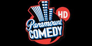 logo Paramount Comedy